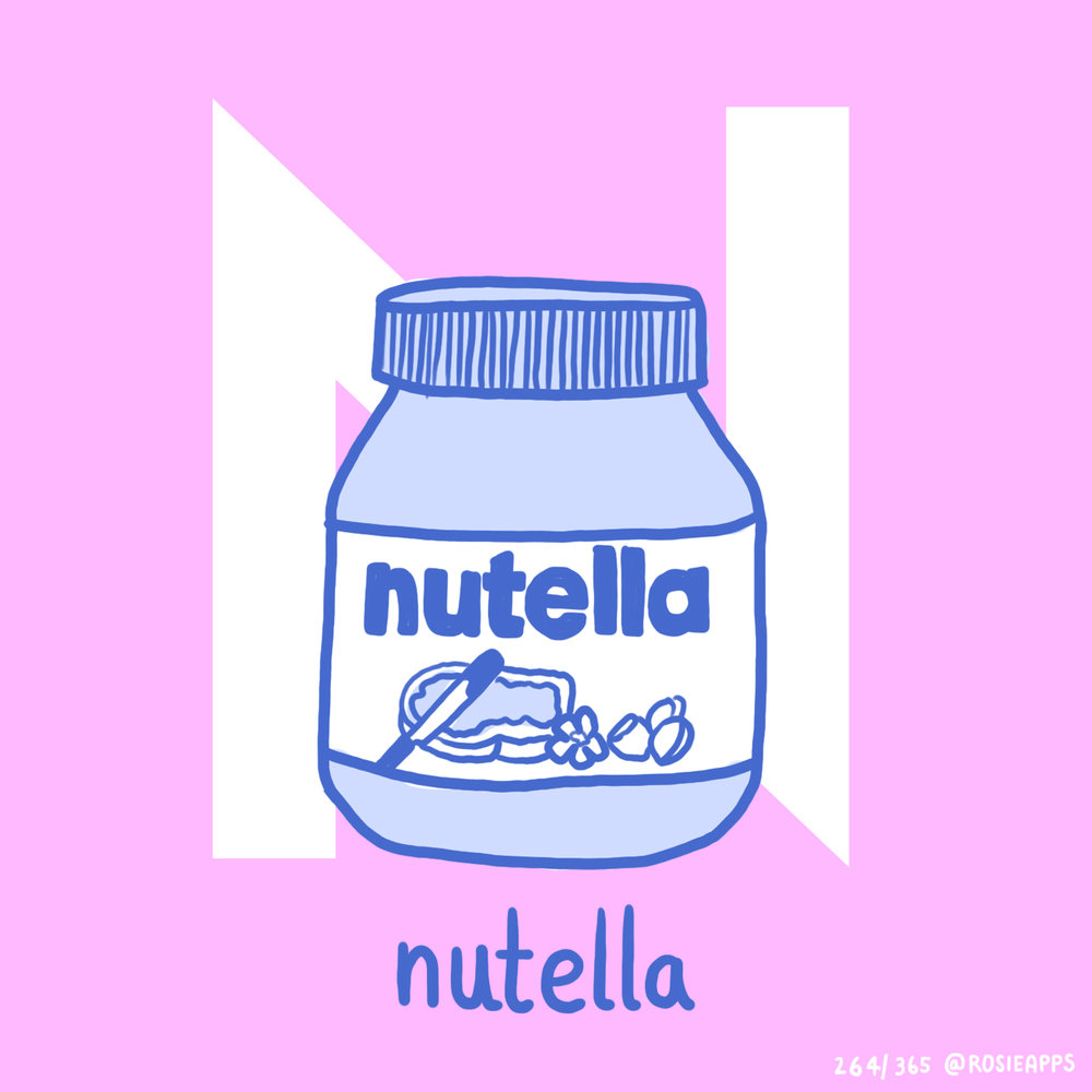 September-264-365 nutella.jpg