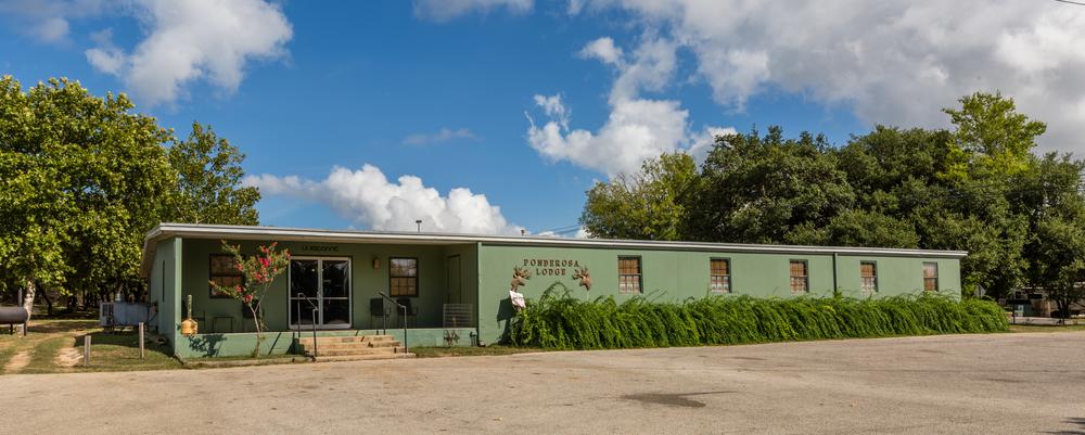 The Ponderosa Lodge at 7A Resort