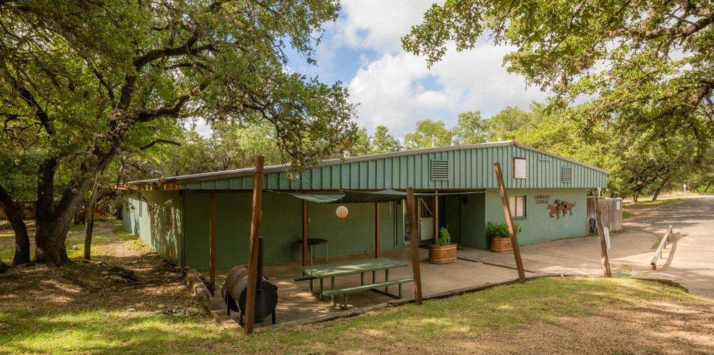 The Cowboy Lodge at 7A Resort