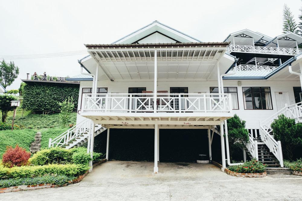 Note on accommodation:     Kundasang Pine Resort, Pekan Kundasang, 89308 Ranau, Sabah, Malaysia    Booked a standard room for 2, for less than RM200 per night, low season. We love it.