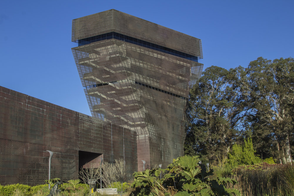 M. H. de Young Memorial Museum. Golden Gate Park