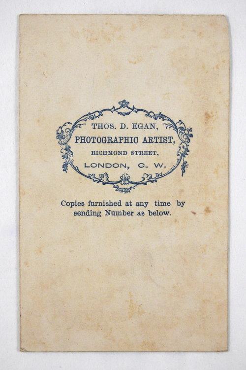 Book Conservation A 19th Century Carte De Visite Photograph Album