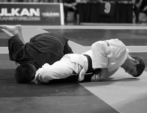 Brazilian Jiu-Jitsu Training Classes Sydney