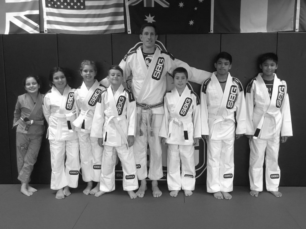 Kids Martial Arts Classes Sydney - Growing Gorillas