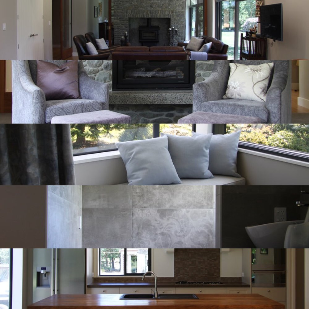 This Can Be Achieved Through Consistent Use Of Colours, Materials, Style,  Decorations, And More. In Ruth And Evans Home, The ... Part 47