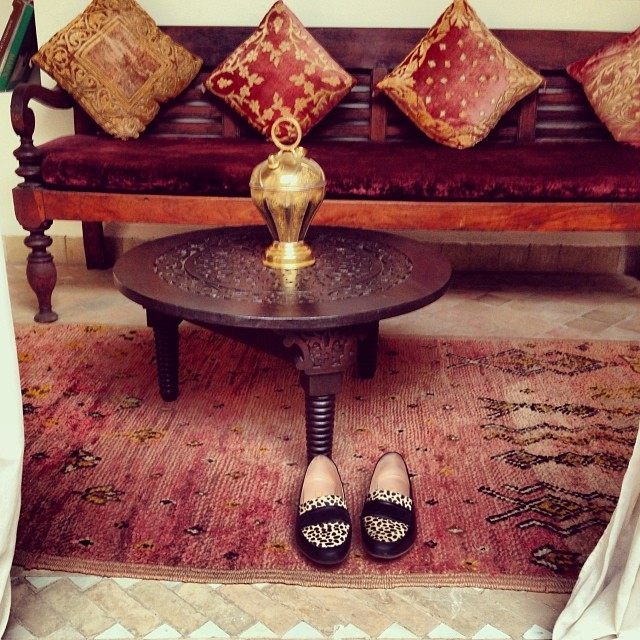 FLO (cheetah) in Marrakech  http://www.taschka.co.uk/boutique/flo-onyxcheetah