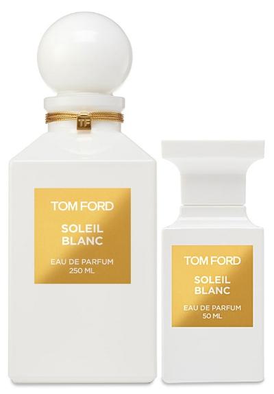 ** Tom Ford Soleil Blanc Eau De Parfum (Beach in a bottle!)