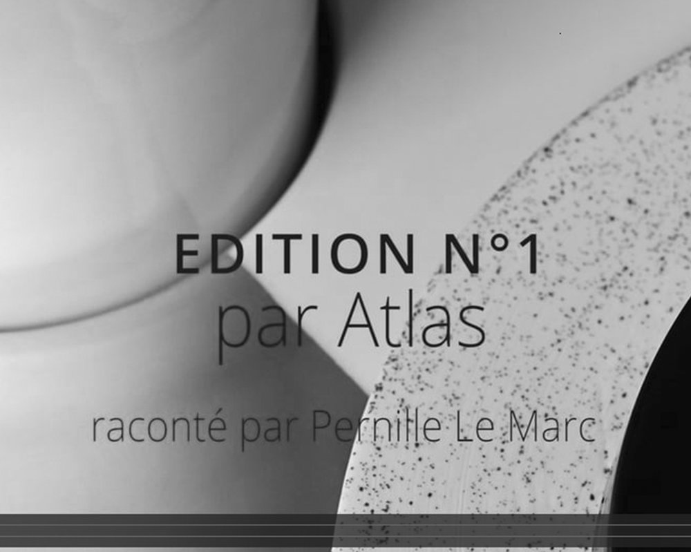 PRODUCTION OF VIDEO PRESS RELEASE - ATLAS CRAFTS   December 2017 - Pernille Christiansen creates a video press release dedicated to the impressive production process of the Edition n° 1 by Atlas Crafts.    December 2017 - Pernille Christiansen crée un communiqué de presse vidéo   dédié à l'impressionnant processus de production derrière l'Edition n° 1 par Atlas Crafts.