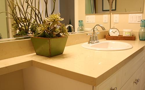 CQ811 Tuscany Cream Countertop