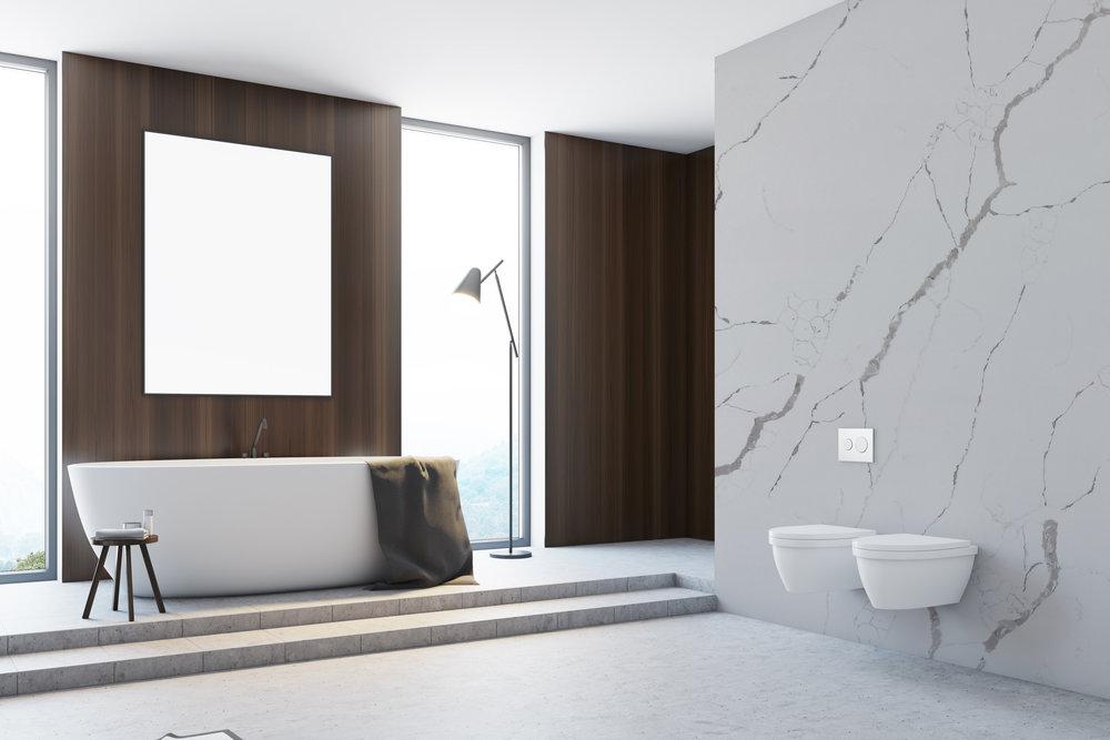 CQ990 Statuario Leonardo Wall