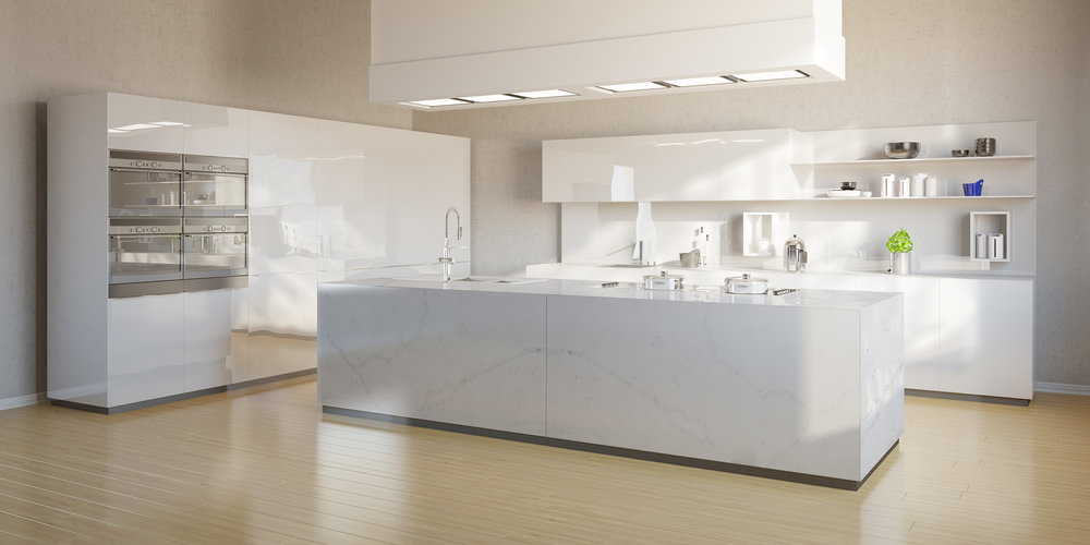 CQ931 New Contempo Kitchen Countertop