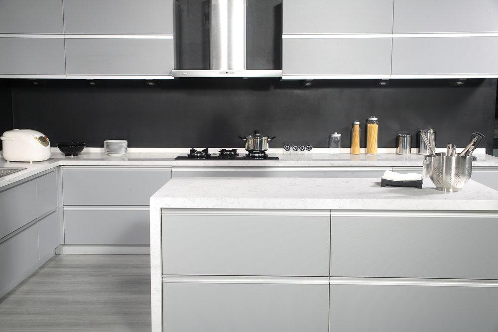 CQ866 Bianco Gioia Countertop