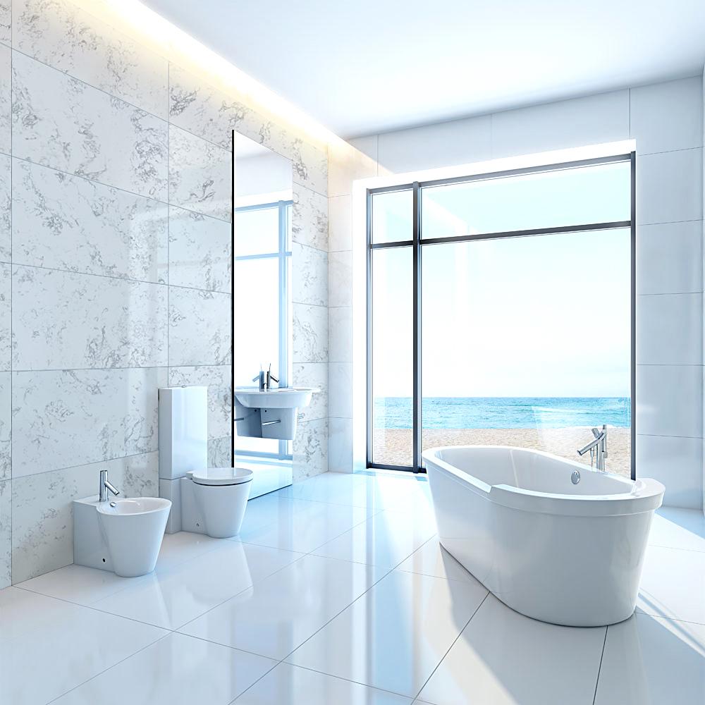 CQ856 Spyder Bathroom