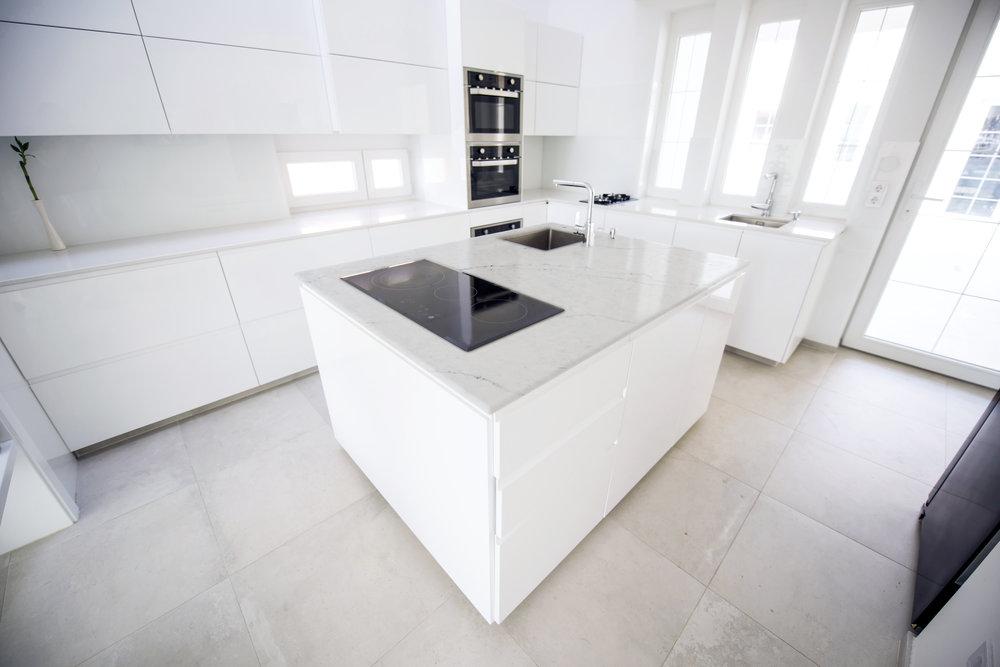 CQ993 Bianco Luna Countertop