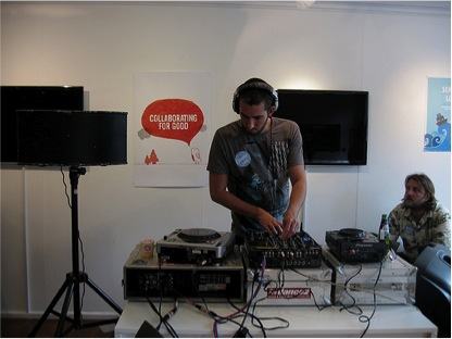 Truly motivational beats were rolling the whole day thanks to DJ's Danny Williams & Will Sumsuch.