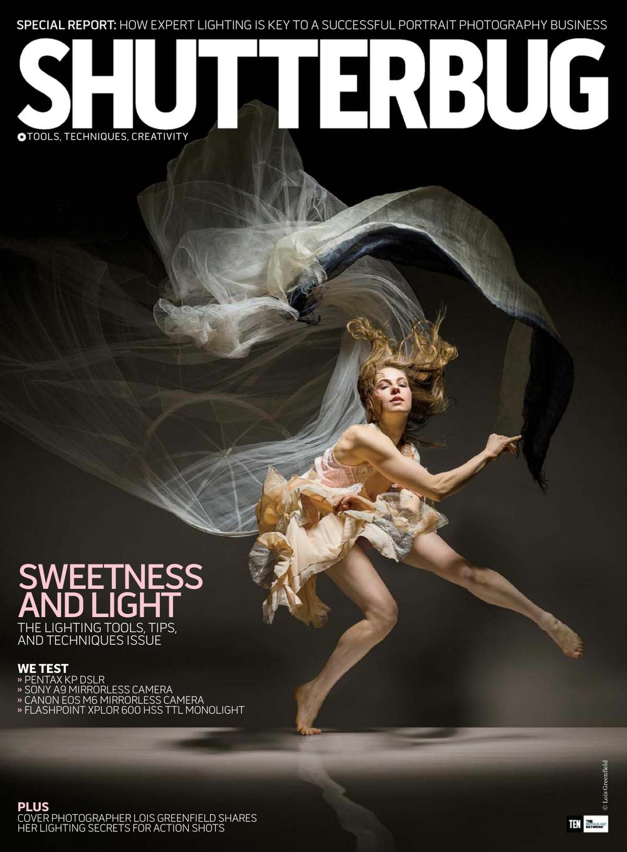 Shutterbug cover Natalie