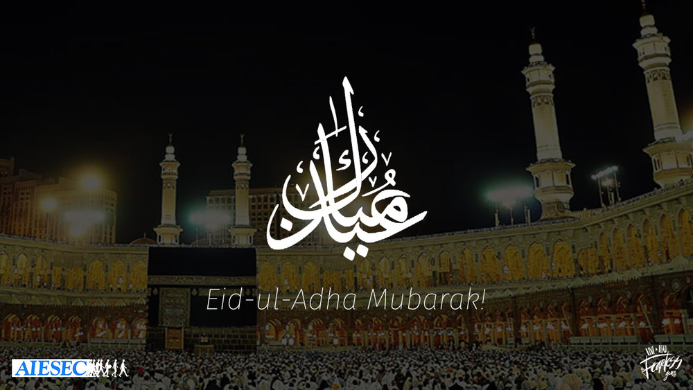 On Eid-ul-Adha, we wish that your sacrifices are appreciated and your prayers are answered by the Almighty. Have a blessed Eid-ul-Adha, and enjoy this joyous feast!