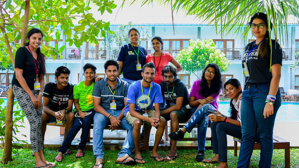 Colombo North LC Team, AIESEC in Sri Lanka