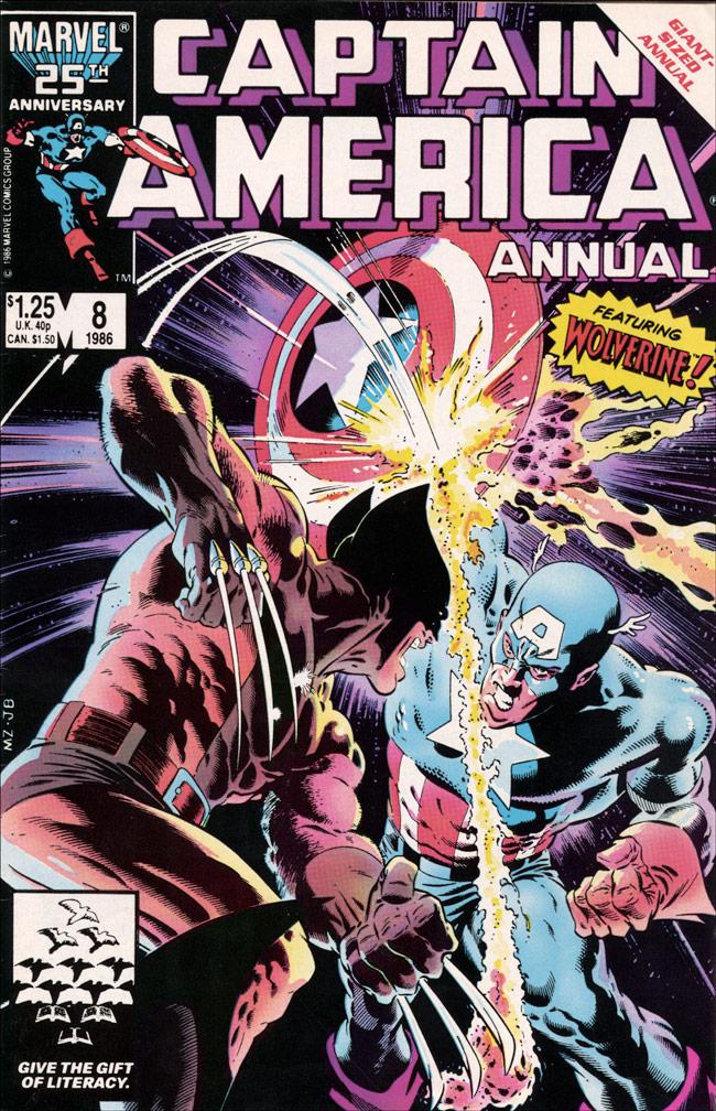 Cap Annual #8