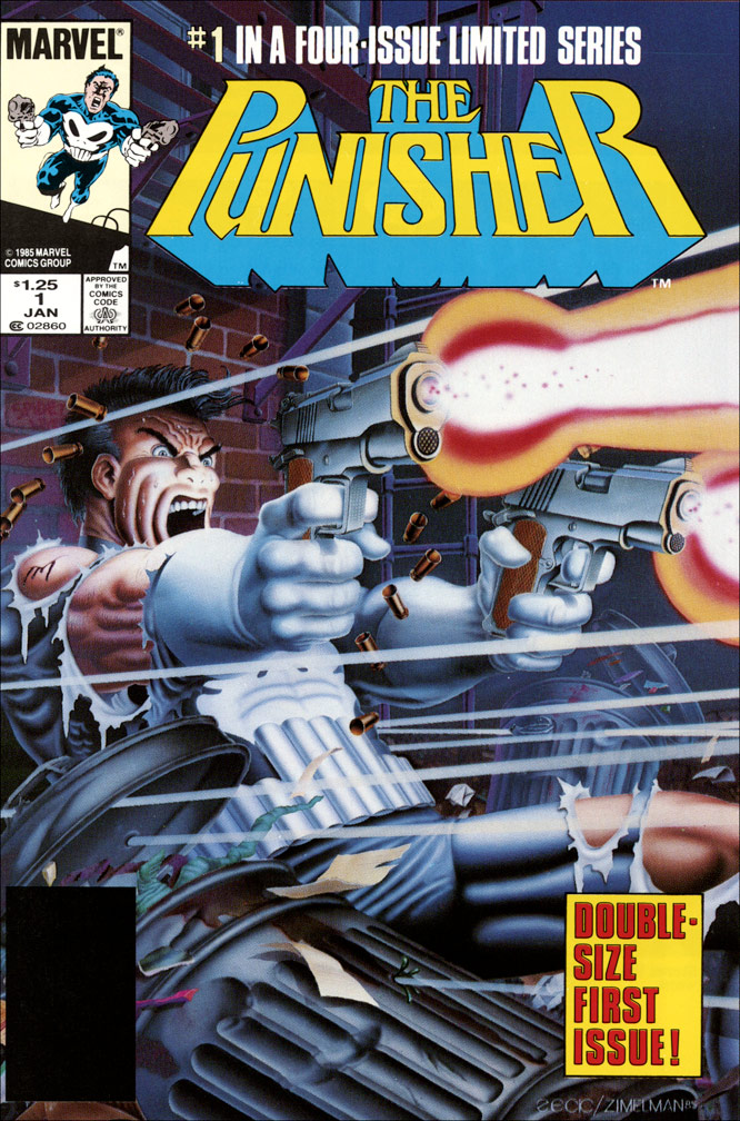 PUNISHER Ltd #1
