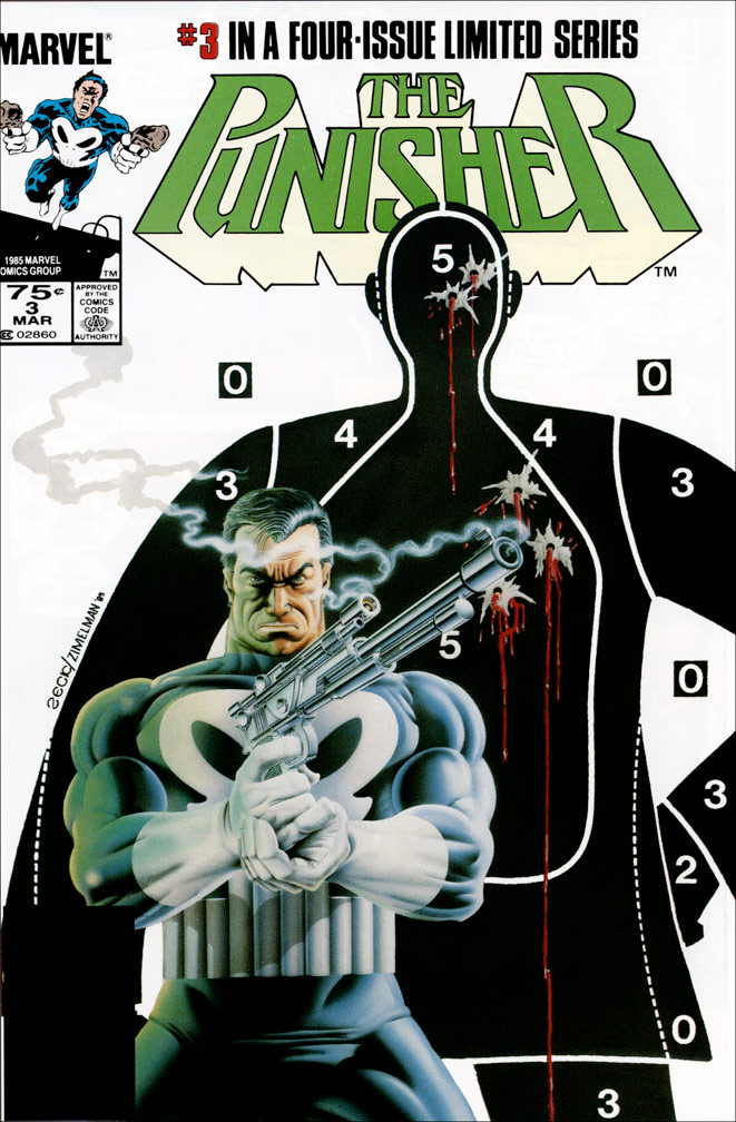 PUNISHER Ltd #3