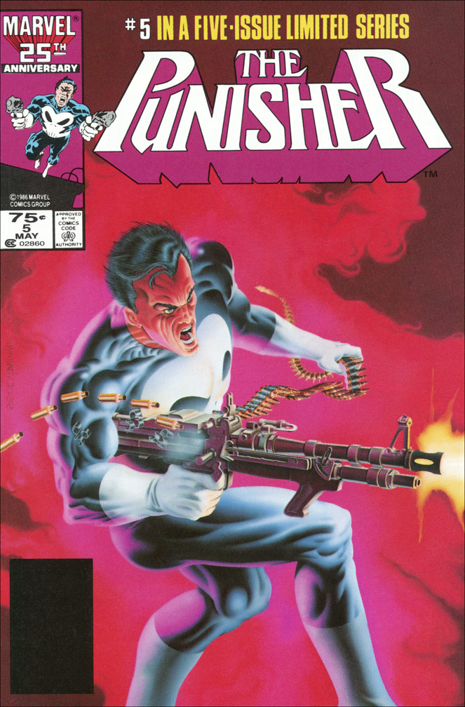 PUNISHER Ltd #5