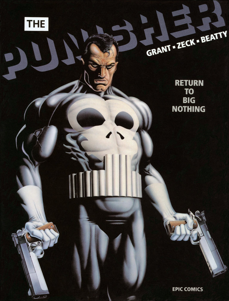 PUNISHER GN (hardcover)