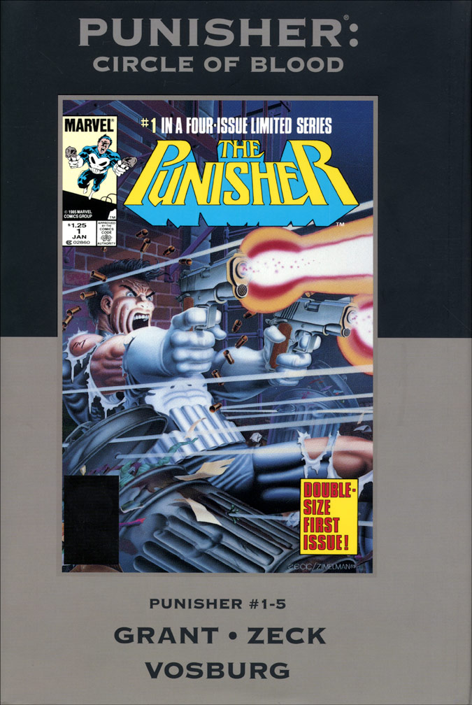 PUNISHER PREMIERE HC