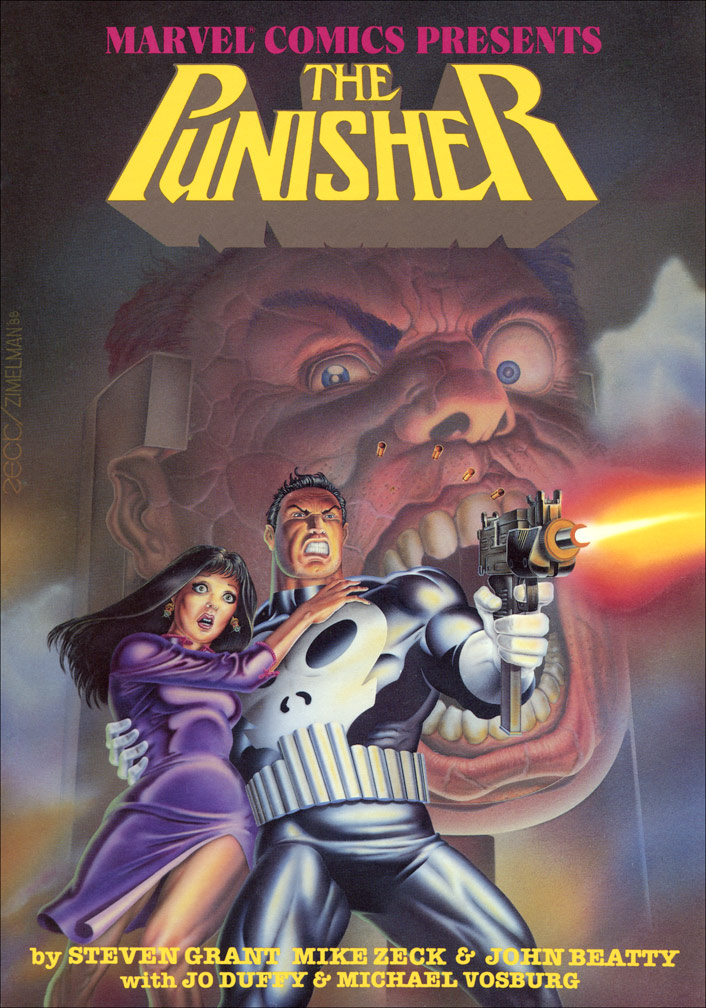 PUNISHER Ltd TPB