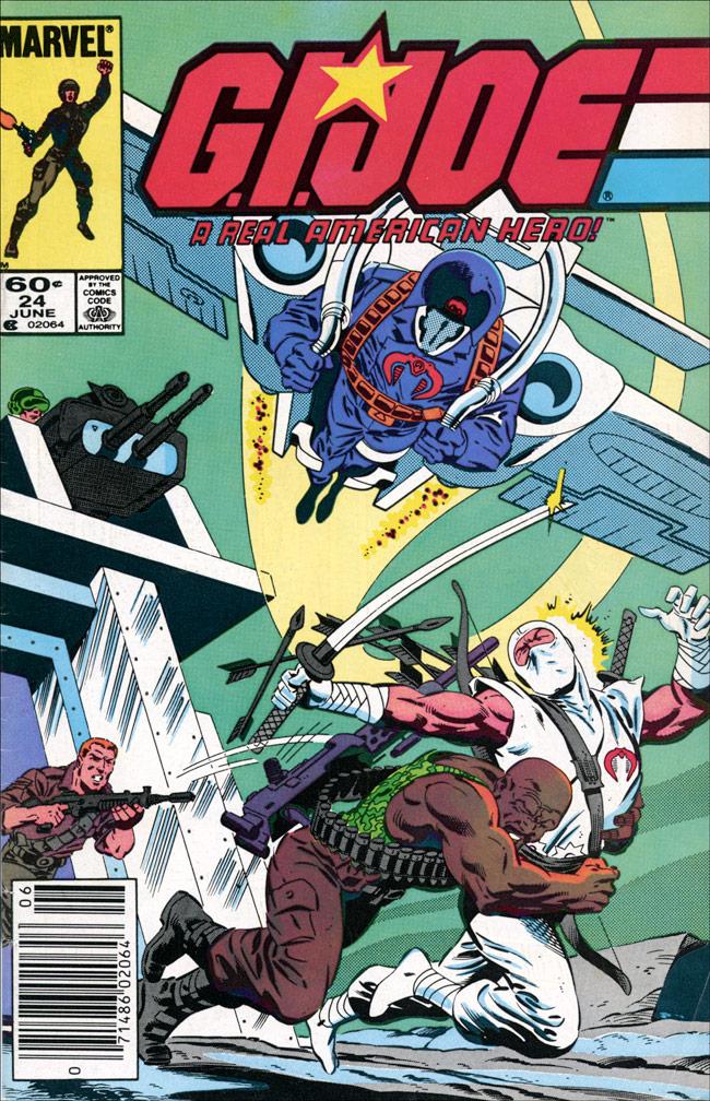G. I. Joe #24