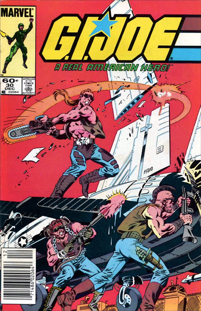 G. I. Joe #30