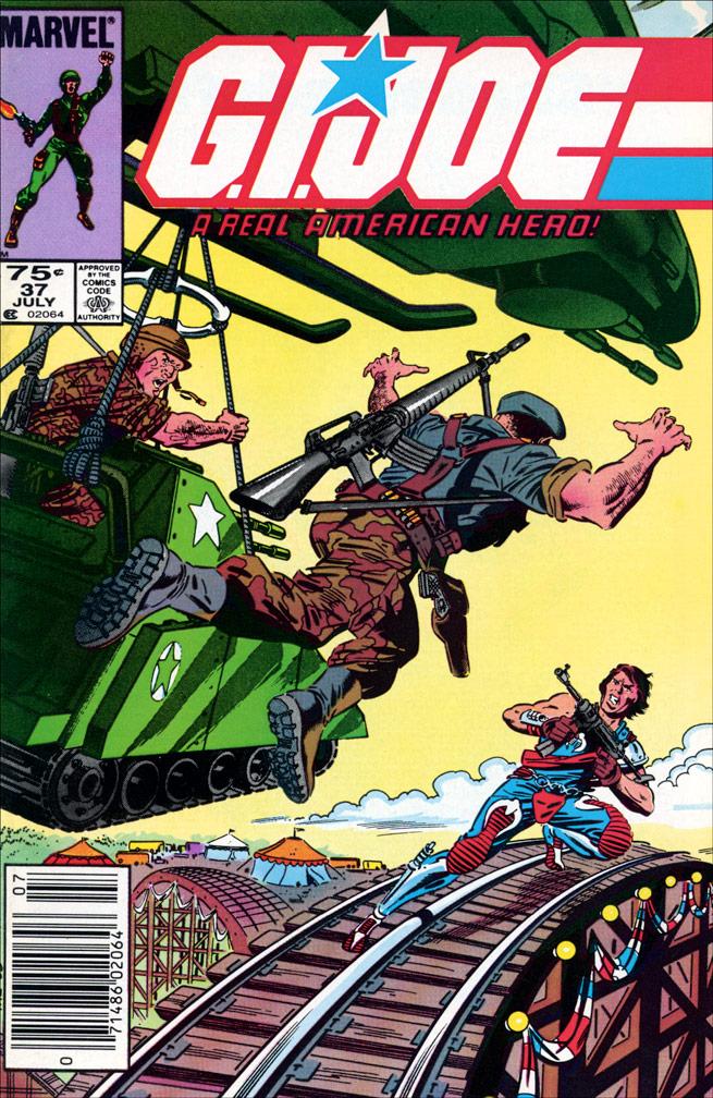 G. I. Joe #37