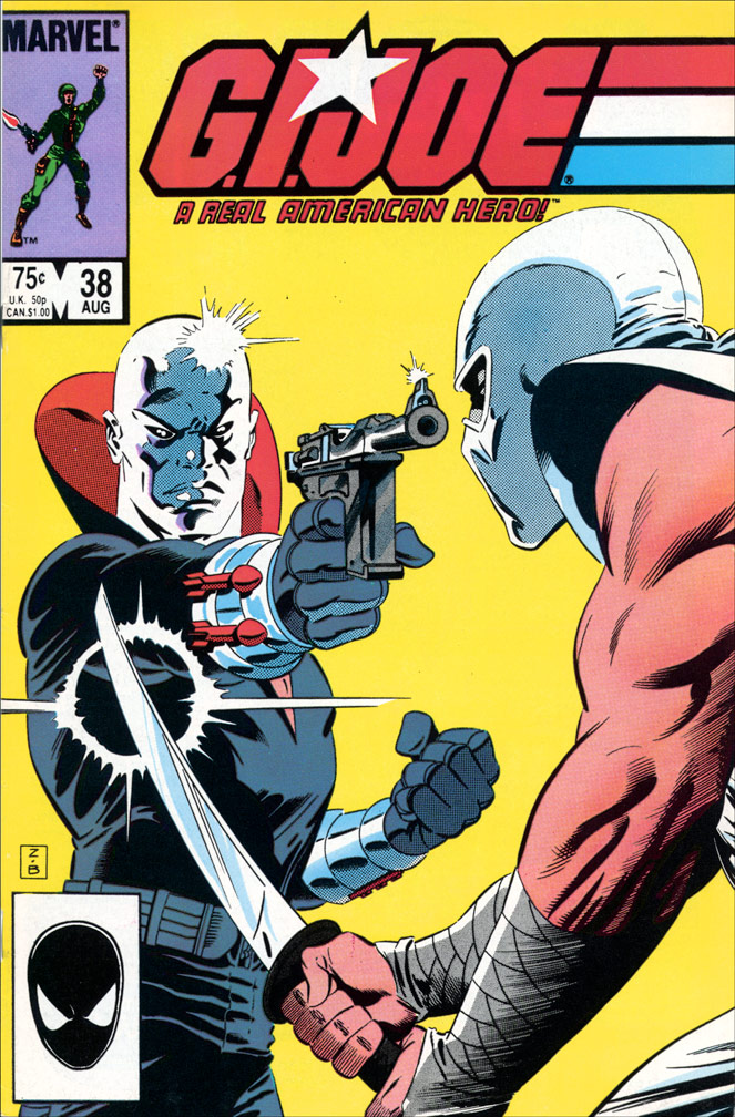 G. I. Joe #38