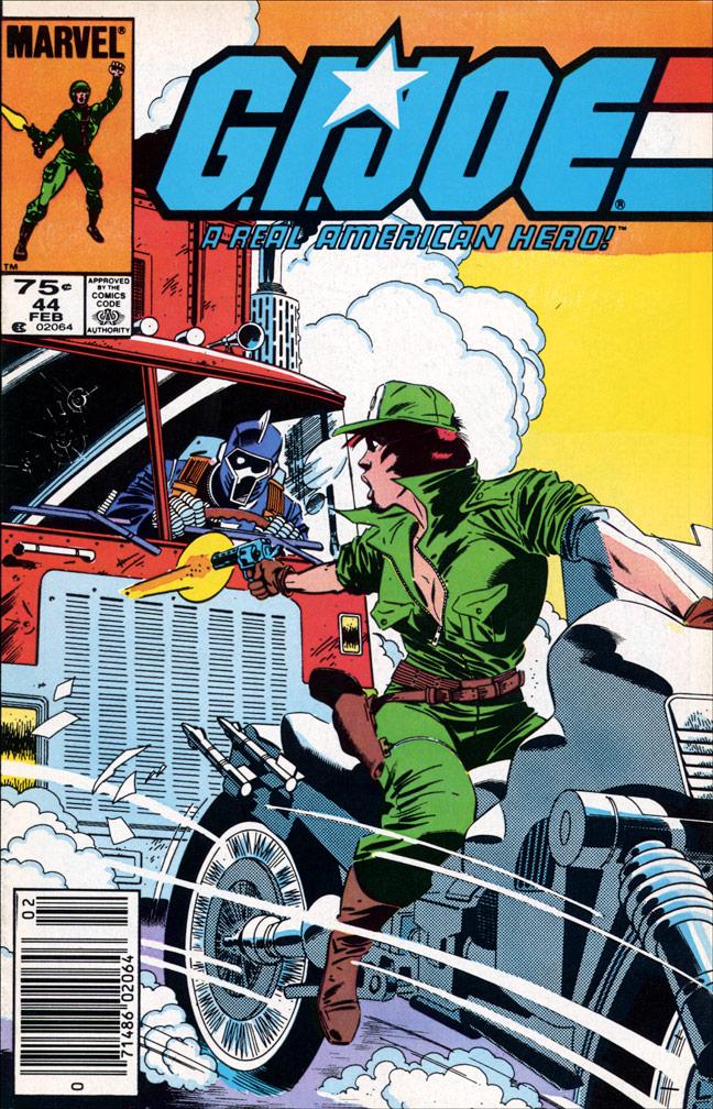 G. I. Joe #44
