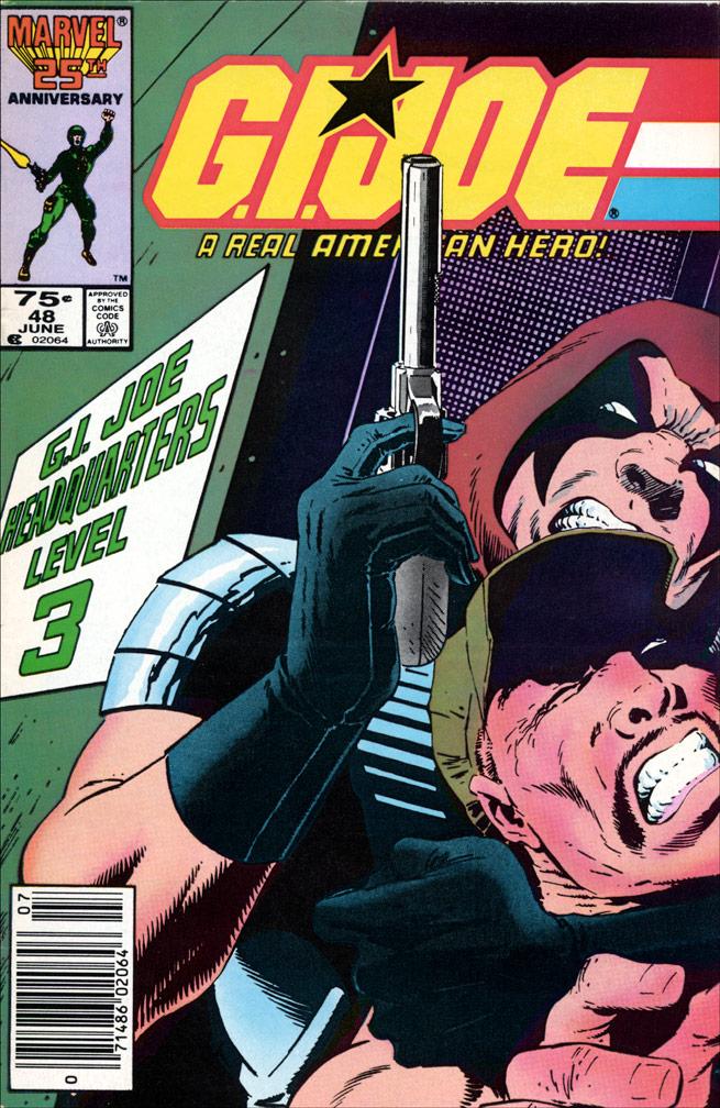 G. I. Joe #48