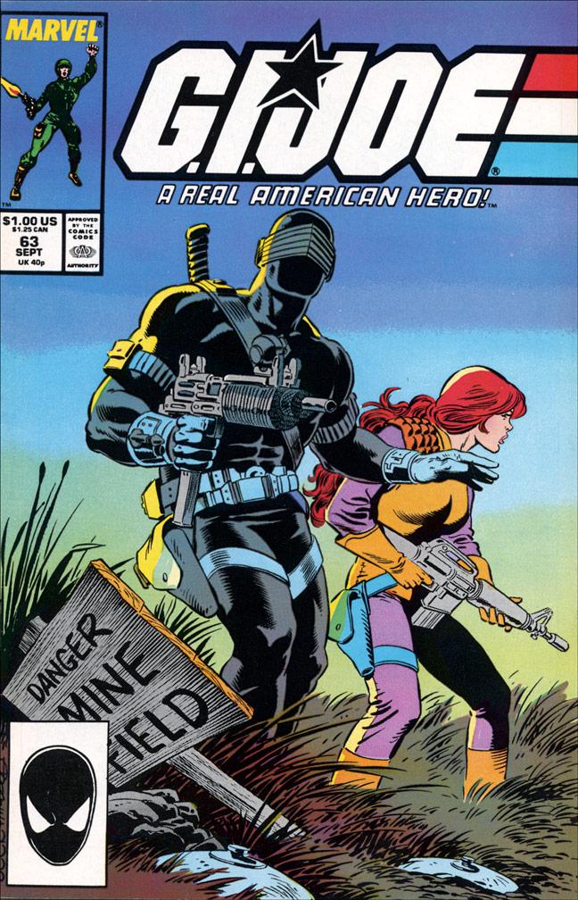 G. I. Joe #63