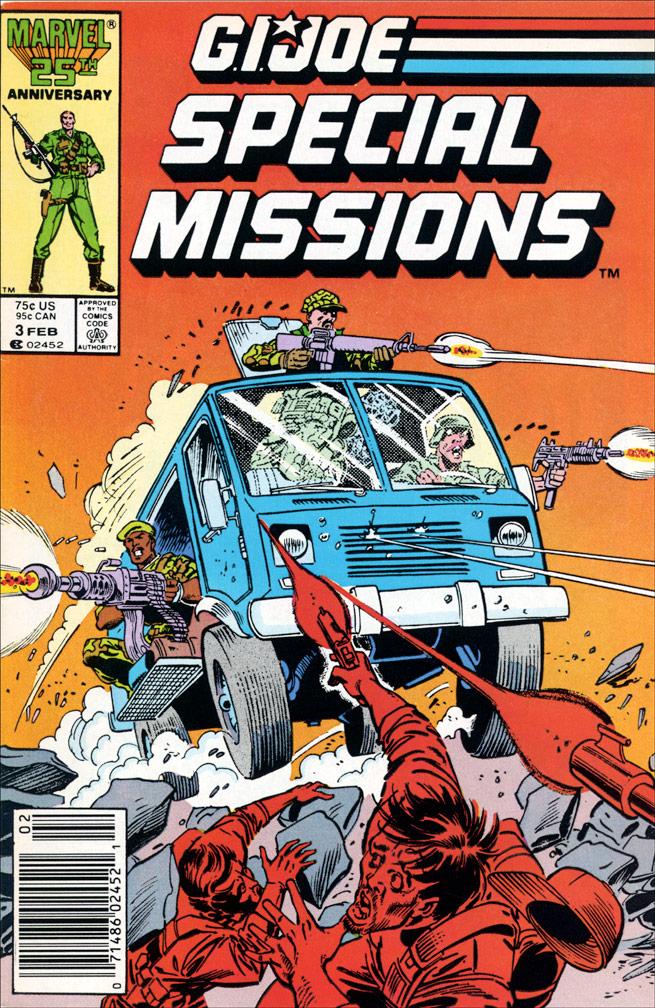 GI Joe Special Missions #3
