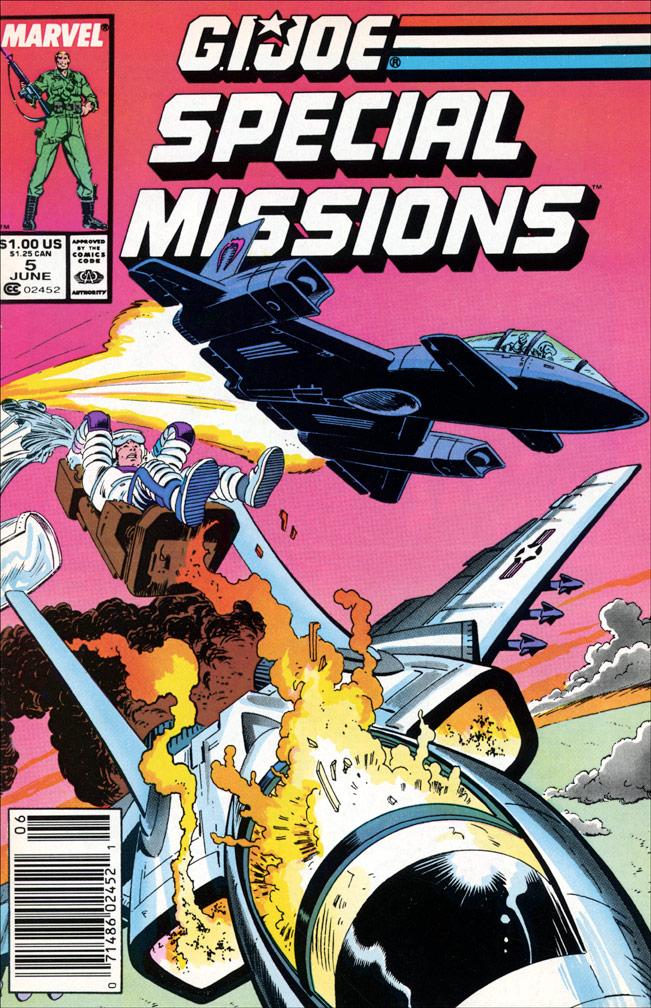 GI Joe Special Missions #5