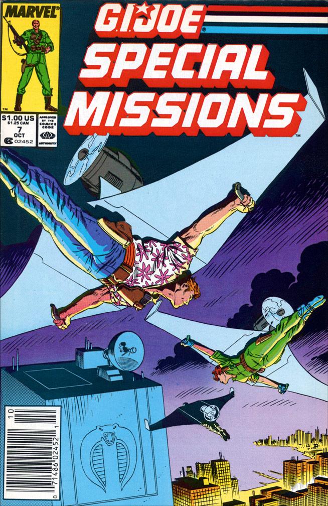 GI Joe Special Missions #7