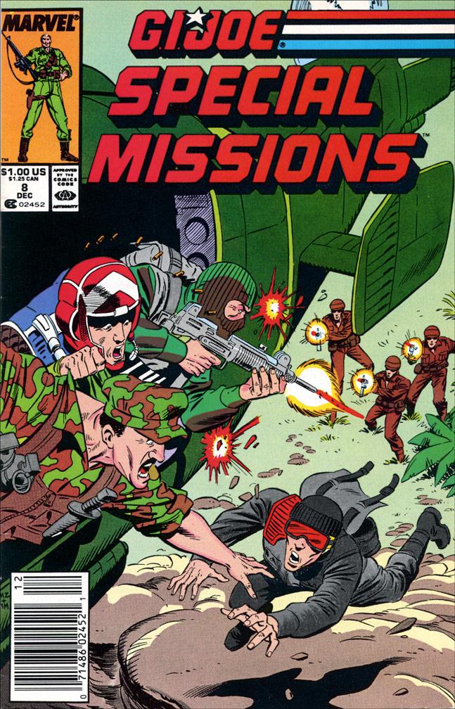 GI Joe Special Missions #8