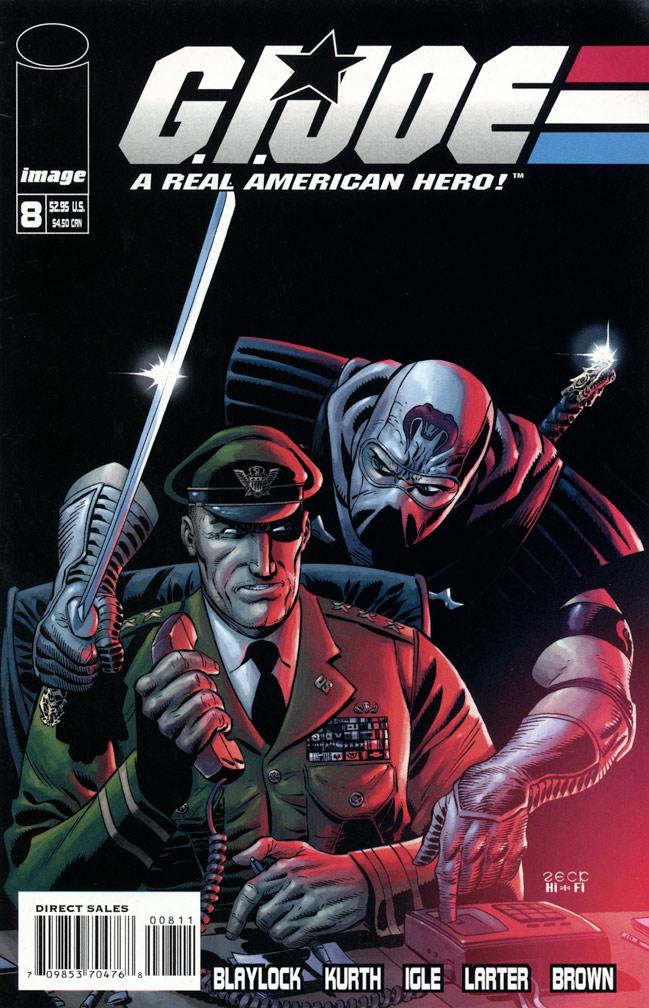 G. I. Joe #8, 2002