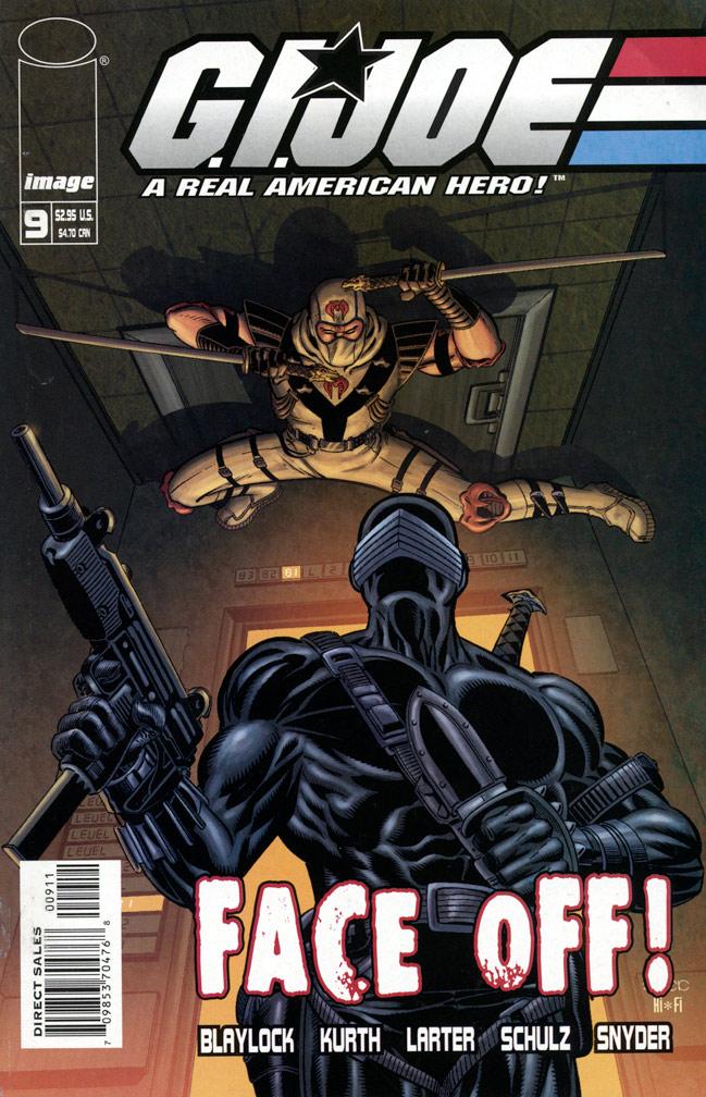 G. I. Joe #9, 2002