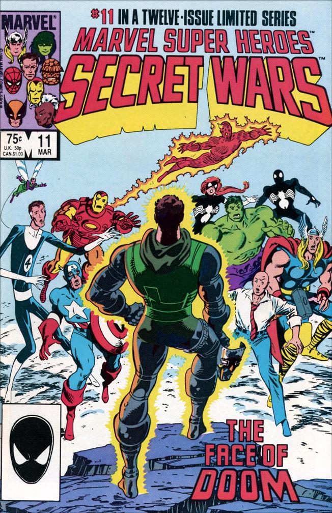 Secret Wars #11