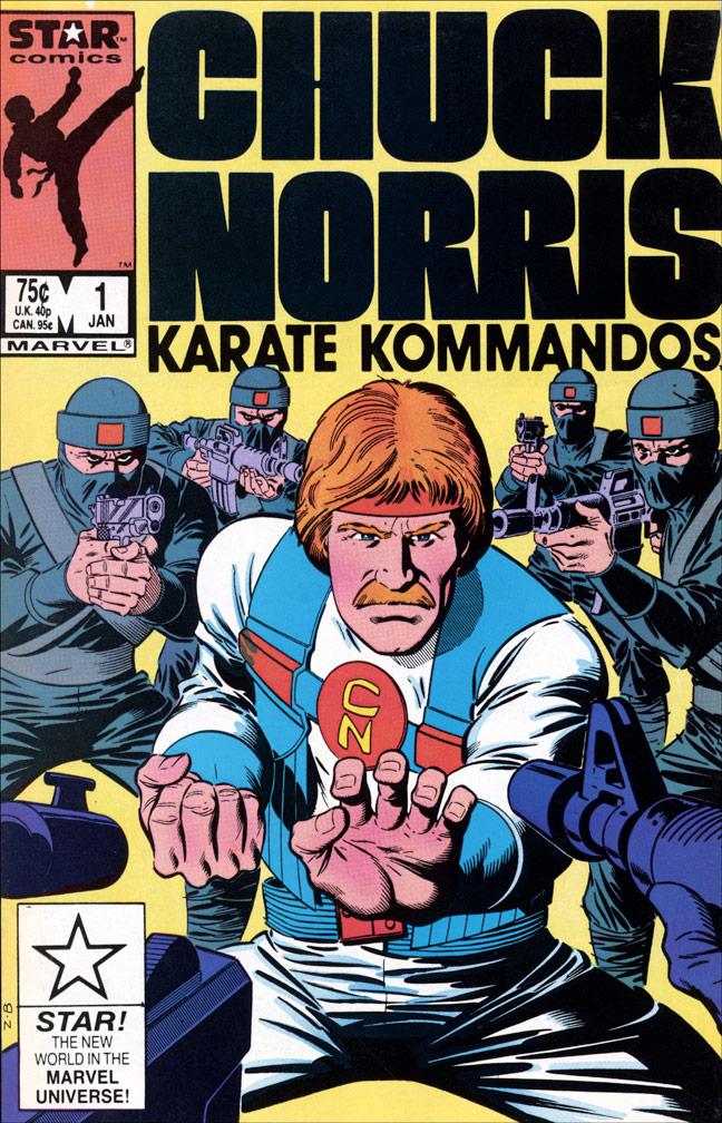 Chuck Norris #1