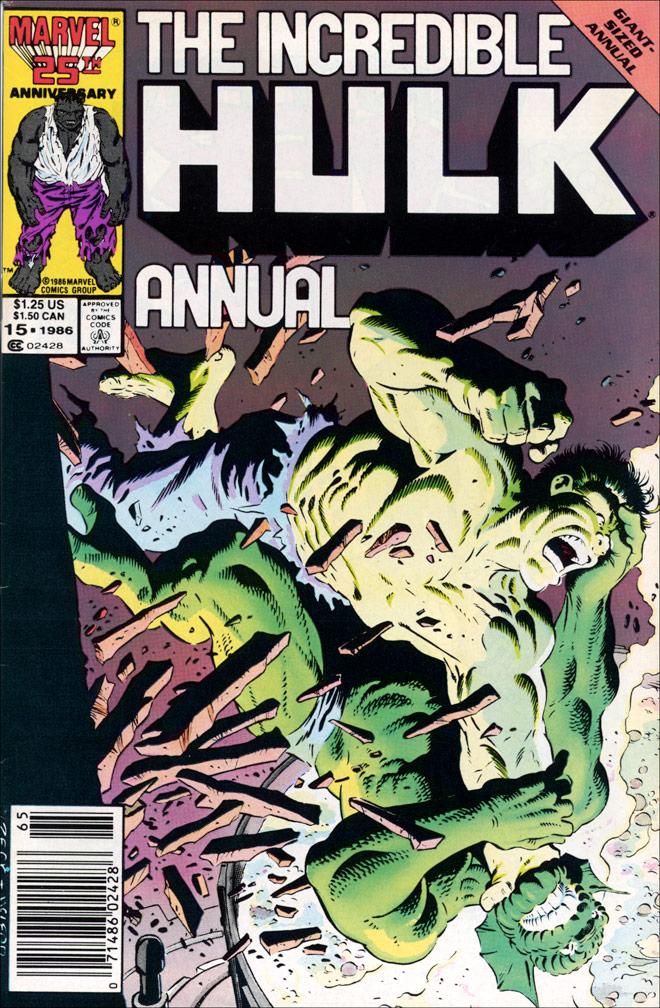Hulk Annual #15