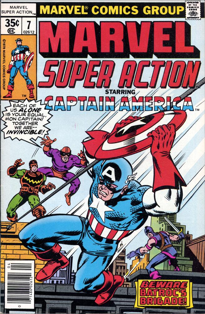 Marvel Super Action #7