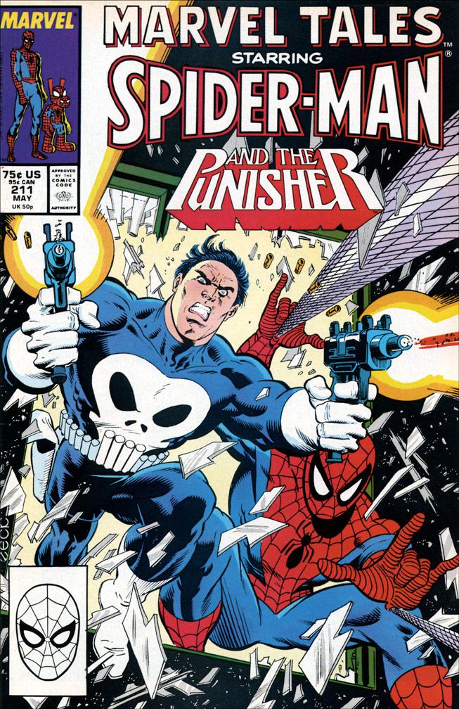 Marvel Tales #211