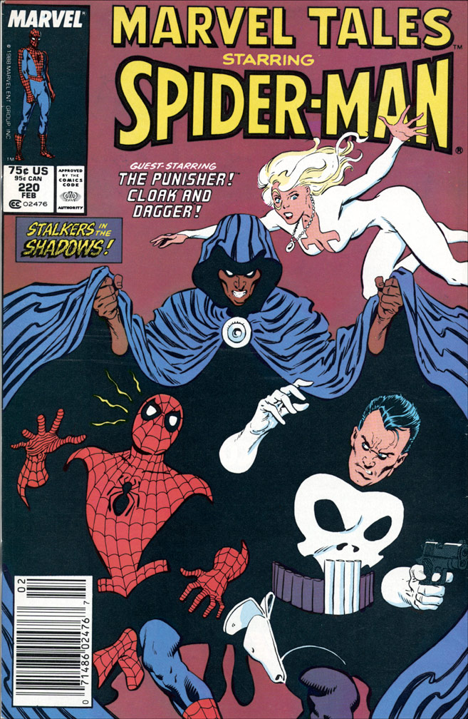 Marvel Tales #220