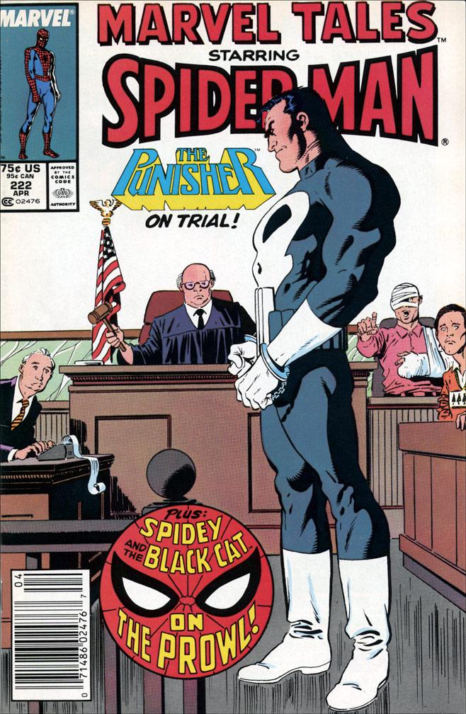 Marvel Tales #222