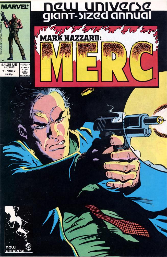 MERC Annual #1